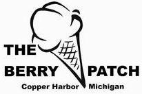 """The Berry Patch"" ice cream shop"